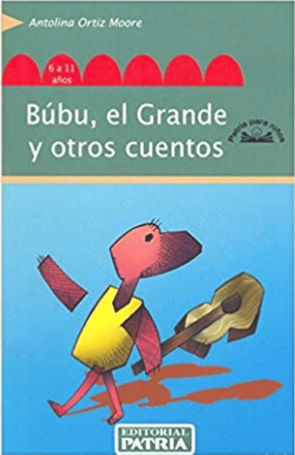 BÚBU, EL GRANDE Y OTROS CUENTOS (BUBU, LEGRAND ET AUTRES HISTOIRES)
